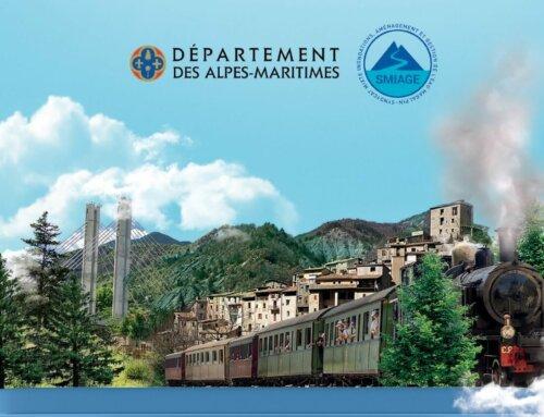 Renforcement de la digue du Var à Puget-Théniers